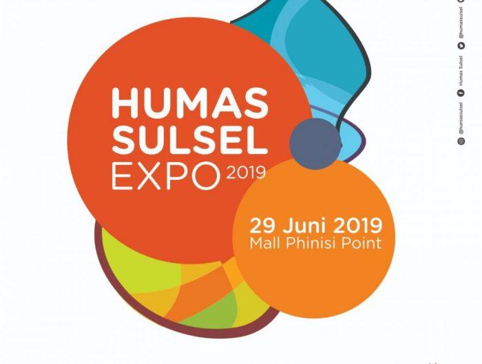 Humas Sulsel Expo 2019.