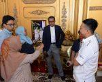 Gubernur Sulawesi Selatan (Sulsel) Prof HM Nurdin Abdullah.