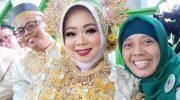 Pasangan Salahuddin dan Nur Awaliyah