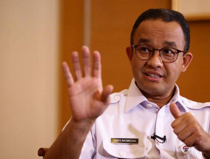 Gubernur DKI Jakarta, Anies Baswedan. (Foto: the jakartapost.com)