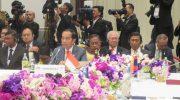 Jokowi di KTT ASEAN (Noval Dhwinuari Antony/detikcom)