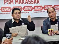 CEO PT Paggolona Sulawesi Mandiri (PSM), Munafri Arifuddin