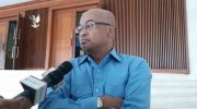 Politisi Gerindra, Desmond J Mahesa.