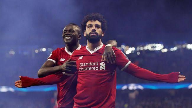 Sadio Mane dan Mohamed Salah (Foto: REUTERS/Andrew Yates)