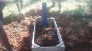 Dinas Sosial Kota Makassar Kebumikan Jenazah Orang Terlantar