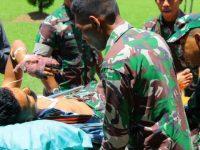 Kamp PT PP di Papua Diserang KKSB, 1 Anggota TNI Tewas