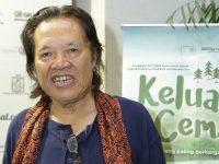 Sastrawan dan Wartawan Senior Arswendo Atmowiloto. (Ist)