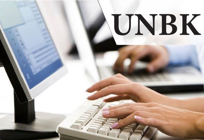 Ujian Nasional Berbasis Komputer (UNBK).