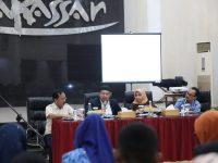 Pj Wali Kota Makassar, M Iqbal S Suhaeb Pimpin Rapat Percepatan Serapan Anggaran.