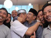 Mantan Wali Kota Makassar Ilham Arief Sirajuddin bebas dari penjara. (Foto: dok. Istimewa)