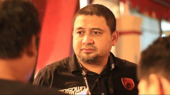 Munafri Arifuddin (Celebes Media/Akbar)