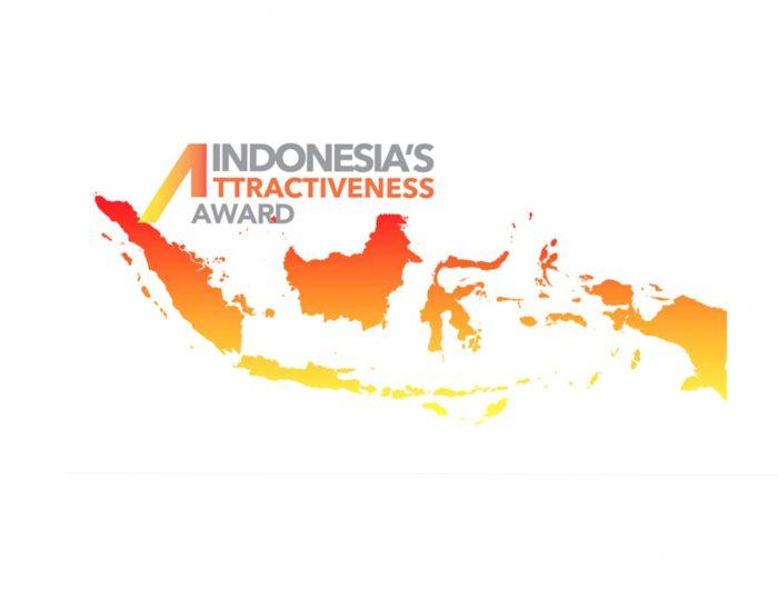 Indonesia Attractiveness Award 2019.