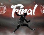 Persija Jakarta menjamu PSM Makassar pada leg pertama final piala Indonesia 2018 Stadion Utama Gelora Bung Karno (SUGBK), Minggu (21/7/2019) mendatang.