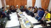 Ikatan Keluarga Masyarakat Parepare gelar silaturahmi dan Halal Bihalal di Baruga Anging Mammiri, Minggu (30/06/19) malam.