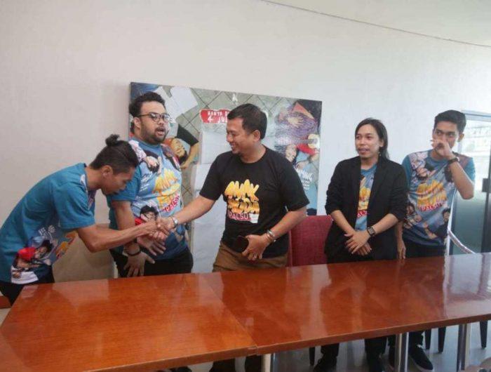 Film Anak Muda Palsu Sukses Bikin Pj Wali Kota Makassar Terharu