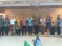 Wali Kota Parepare, HM Taufan Pawe mempersentasikan Program CallNak Centre di Kantor Kemenpan-RB, Jakarta, Jumat (5/7/2019).