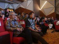 Pj Wali Kota Makassar M. Iqbal S. Suhaeb secara langsung menyaksikan pementasan drama kolosal I Lagaligo