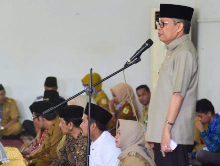 Maksimalkan Pelayanan, Taufan Pawe Dampingi JCH Parepare Hingga Asrama Sudiang
