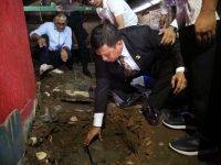 Iqbal Suhaeb Letakkan Batu Pertama Program Bedah Rumah di Rappocini