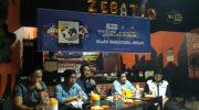 Jurnalis Online Indonesia (JOIN) Kabupaten Bulukumba menggelar Halal Bihalal dan Dialog Publik di Cafe Zebatiq, kota Bulukumba
