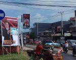 Baliho Muhammad Ramli Lantara tersebar di Bulukumba