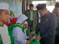 Bupati Barru Hadiri Penamatan Santri ke-77 Ponpes DDI Mangkoso