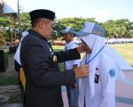 Masa Pengenalan Lingkungan Sekolah (MPLS) tingkat SMA dan SMK se Kabupaten Bulukumba