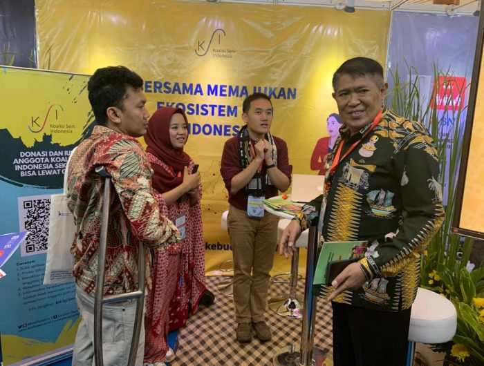 Bupati Bulukumba Hadiri Indonesia Development Forum 2019