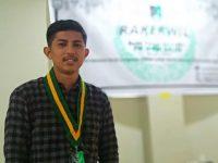 Ketua PW SEMMI Sulsel, Muhammad Syahrul Alam