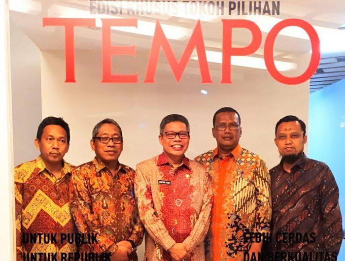 Tempo Media Group yang bekerjasama sama dengan Frountier Consulting Group, menetapkan Parepare sebagai pemenang Gold dalam Ajang Attractiveenes Award 2019.