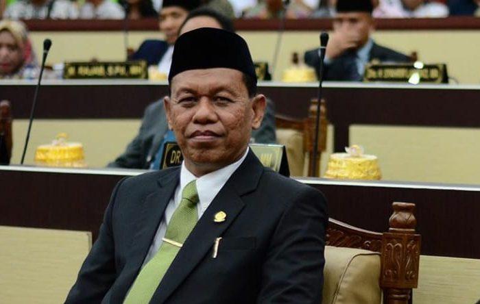 Legislator PPP DPRD Sulsel Mansur Masang SE.