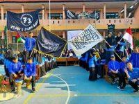 Heboh Bendera Tauhid Dikibarkan di MAN 1 (Foto: Twitter @Karolina_bee11)