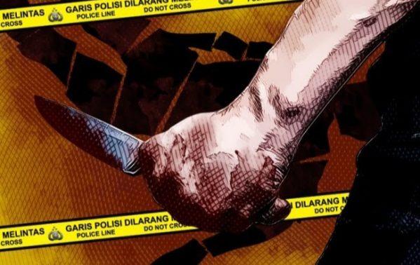 Mahasiswa Makassar Ditikam