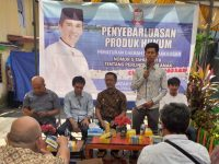 Sosialisasi penyebarluasan produk hukum Peraturan Daerah (Perda) Kota Makassar Nomor 5 Tahun 2018 tentang perlindungan anak.