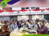 Bupati Barru Hadiri Rakor Pelaksanaan Reformasi Birokrasi Kabupaten/Kota se-Sulsel
