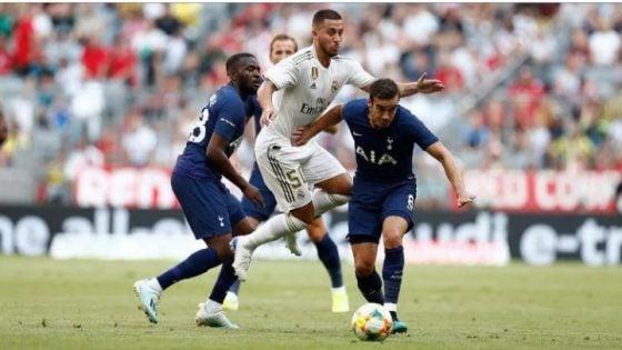 Pertandingan Semifinal Audi Cup 2019 Real Madrid vs Tottenham: Los Blancos Kalah Lagi