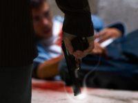 Ilustrasi Penembakan Bandar narkoba