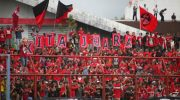 Supporter PSM Makassar.