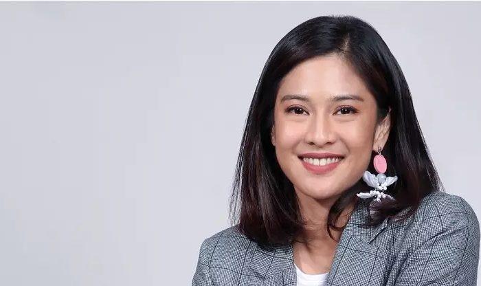 Aktris Dian Sastrowardoyo. (Ist)
