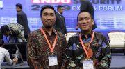 Wakil Bupati Luwu Timur, Irwan Bachri Syam menghadiri menghadiri Indonesia Internasional Smart City Expo and Forum (IISMEX) Tahun 2019
