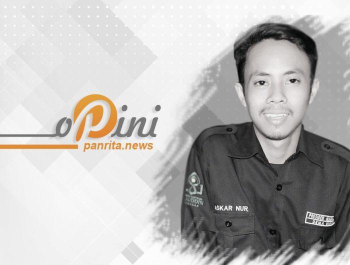 Askar Nur, Mahasiswa jurusan Bahasa dan Sastra Inggris Fakultas Adab dan Humaniora UIN Alauddin Makassar dan pernah menjadi Presiden Mahasiswa UIN Tahun 2018. (Foto: Ist.)
