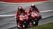 Duo Ducati, Danilo Petruci dan Andre Dovizioso