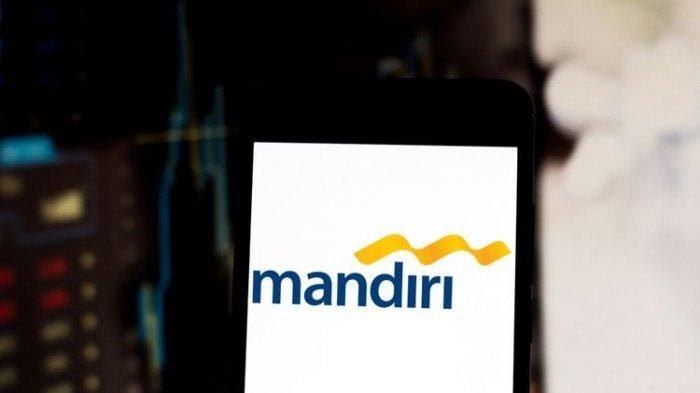 Ilustrasi Bank Mandiri.