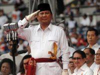 Prabowo Subianto. (Istimewa).