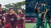 PSM Makassar Vs Persebaya Surabaya.