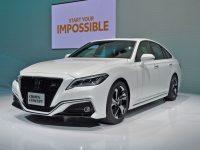 Toyota Crown Generasi Terbaru
