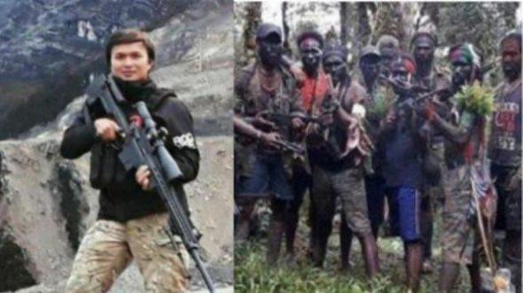 Polisi Asal Makassar Briptu Haidar Temukan Tewas Setelah 6 Jam Disandera di Puncak Papua