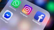 Logo Facebook, Instagram dan WhatsApp. (Foto: Istimewa)