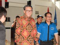 Deklarasi Gowa-Mo di Baruga Karaeng Pattingalloang Rujab Gubernur Sulsel, Sabtu (3/8/2019).