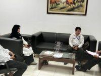 Dewan Pimpinan Daerah (DPD) Brantas Narkoba dan Maksiat (BNM) Sulsel melakukan kunjungan dan audiensi di Kantor BNNP Sulsel,
